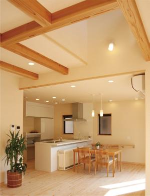 長期優良住宅の内装
