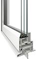 断熱構造や高性能樹脂窓